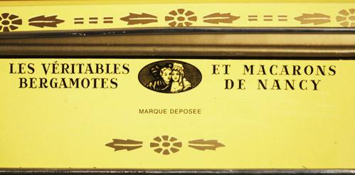 Les Bergamotes de Nancy   The French Wench