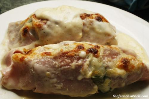 Witlof and ham gratin endives au jambon the french wench - Cuisiner endives au jambon ...