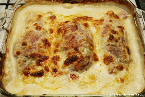 Witlof and Ham Gratin (Endives au jambon) – The French Wench