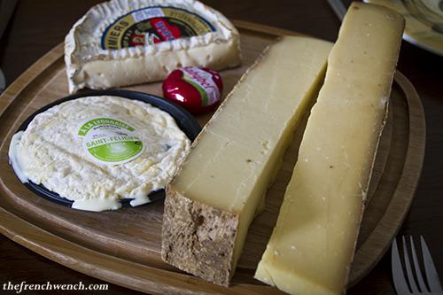 Cheese Platter Lyon