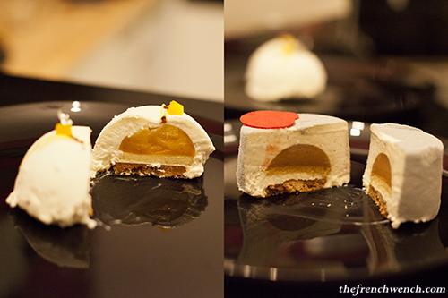 Cyril Lignac cakes