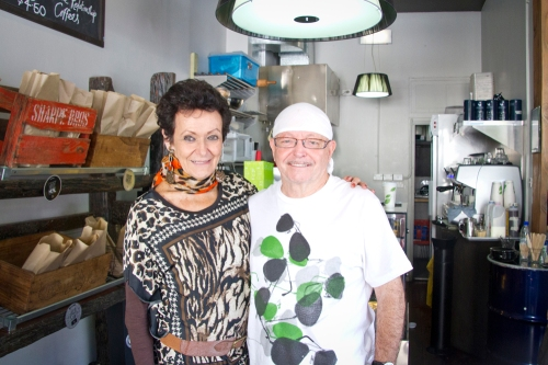 Jennice & Raymond Kersh