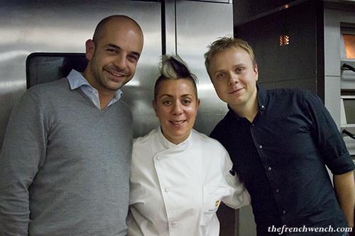 Adriano Zumbo - Anna Polyviou - Daniel Texter