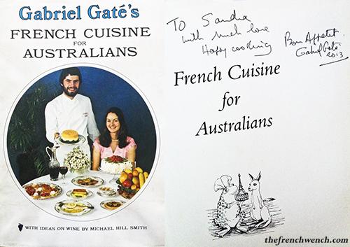 Gabriel Gate first book