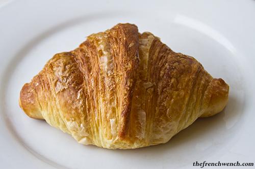 Brioche croissant