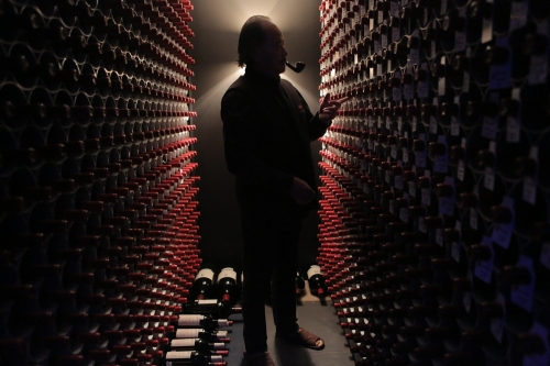 Chinese Billionaire and his $60m cellar
