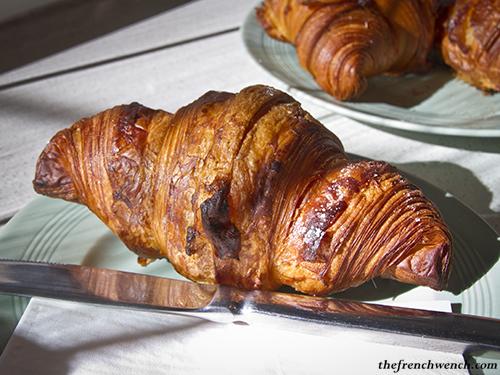 Flour & Stone Croissant